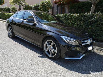 usata Mercedes C250 classe4matic