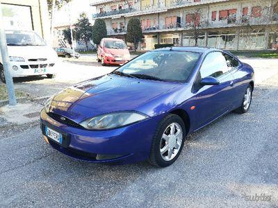 brugt Ford Cougar 2.5 V6 UNIPRO' Pelle Tagliandata 1999