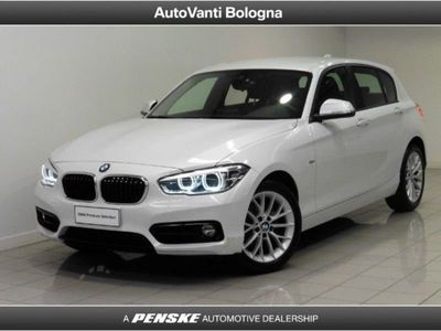 used BMW 118 Serie 1 (F20) d 5p. Sport