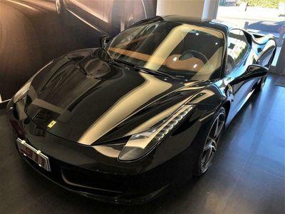 """usata Ferrari 458 Italia DCT 20"""" POSS. GARANZIA 1anno"""