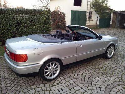 usata Audi Cabriolet 80 2.0i cat