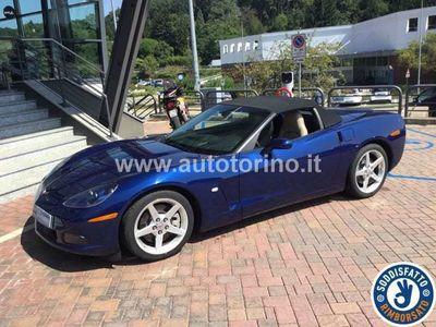 usata Corvette C6 cabrio 6.0 V8 auto