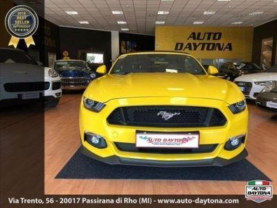 brugt Ford Mustang GT Convert 5.0 V8 TiVCT Aut. Full +Scarichi