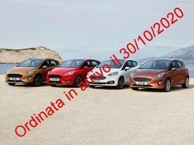 usata Ford Fiesta 1.1 75 CV GPL 5 porte Connect