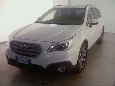 usata Subaru Outback 2.0d-S Lineartronic Unlimited