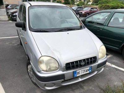 gebraucht Hyundai Atos 12V GL Comfort del 2000 usata a Camporosso