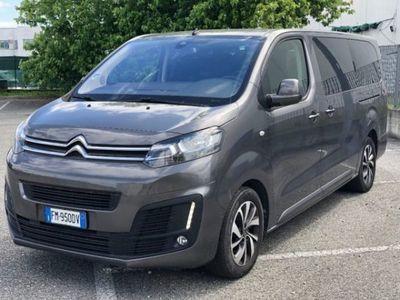 używany Citroën Spacetourer BlueHDi 180 S&S EAT6 XL Business 9 POSTI - NAVI
