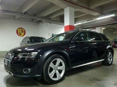 usata Audi A4 Allroad 3000 TDI CV.245 UNIPR. 99.800 NAVI+PELLE+TETTO+18'
