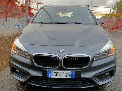 usata BMW 216 d tourer