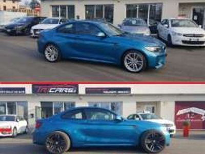 usata BMW M2 Coupé DKG - TETTO - PERMUTE Benzina