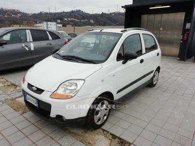 usata Chevrolet Matiz 0.8 SE Planet ecologic Gpl