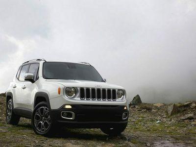 usata Jeep Renegade 2.0MJT 140cv 4WD LIMITED XENON-TET