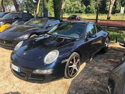 usata Porsche 911 Carrera 4S Coupé tetto