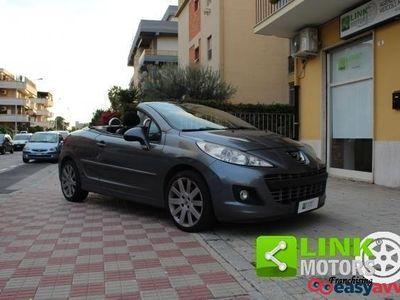 usata Peugeot 207 CC HDi 110CV FAP Féline