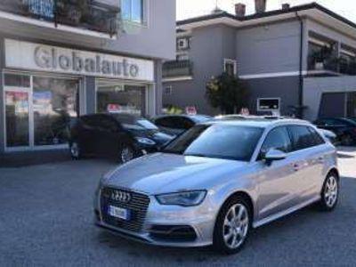 usata Audi A3 e-tron A3 tfsi s tronic Elettrica/Benzina
