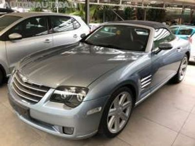 usata Chrysler Crossfire 3.2 cat Roadster Limited Automatic Benzina