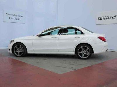 usata Mercedes C250 Classe C (W/S205)d 4Matic Automatic Premium