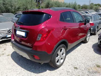 usata Opel Mokka 1.7 cdti 4x4 cosmo finanzio - 2013