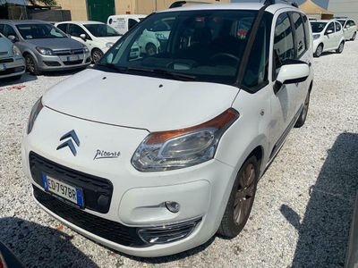 used Citroën C3 Picasso 1.4 VTi 95 Exclusive Style