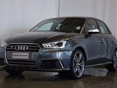 used Audi S1 SPB 2.0 TFSI quattro
