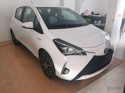 usata Toyota Yaris 1.5 hybrid lounge - 2019 promotime