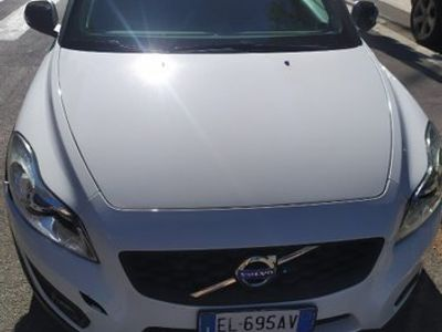 usata Volvo C30 Black Design 1.6 NO FAP