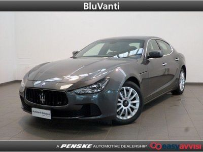 brugt Maserati Ghibli Ghibli3