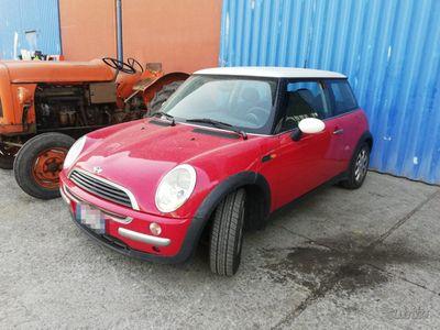 gebraucht Mini ONE 1.6 16v 2003 Euro 4