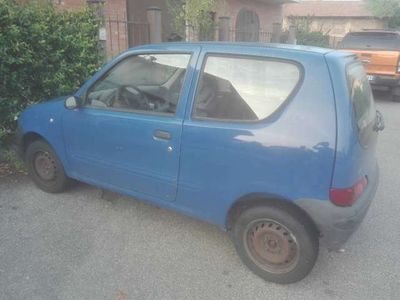 used Fiat Seicento 1.1i cat