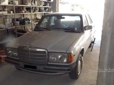 used Mercedes 240 SerieD - 1980