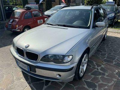 usata BMW 320 Serie 3 d Touring Attiva 150CV MANUALE