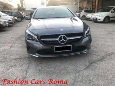 "usata Mercedes CLA220 Shooting Brake d S.W. Automatic "" """