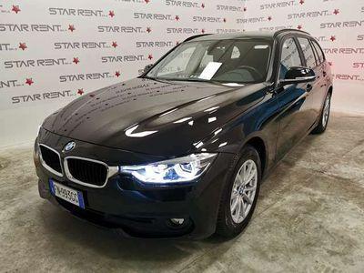 usata BMW 318 d Touring Business Advantage AUT/LED/NAVI/PDC