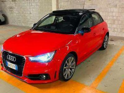 usata Audi A1 SPB 1.6 TDI 105 CV S Line edition plu