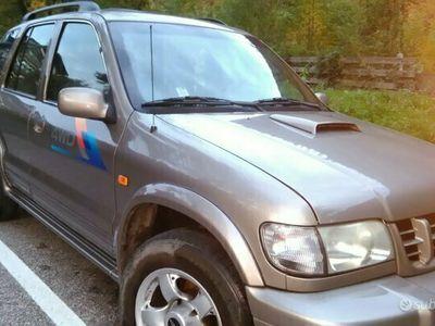 usata Kia Sportage 1ª serie - 2002