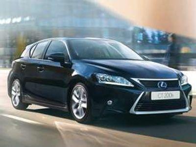 usata Lexus CT200h CT Hybrid Executive Elettrica/Benzina