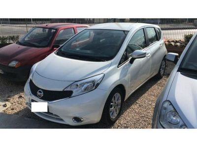 usata Nissan Note 1.5 dCi Acenta
