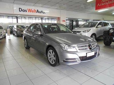 usado Mercedes C200 C 200CDI 136 CV Elegance