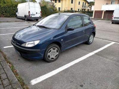 usata Peugeot 206 1.2 benzina