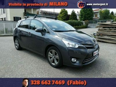 usata Toyota Verso 1.6 D-4D Style