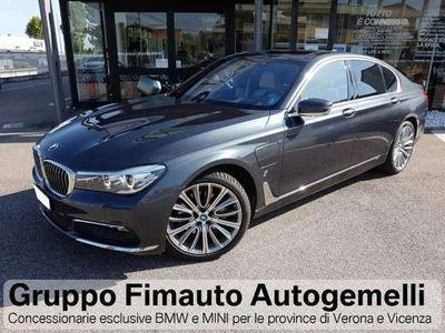 usata BMW 740 e Eccelsa Aut.