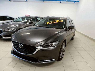 usata Mazda 6 WAGON EXCLUSIVE 2.2L Skyactiv-D Aut. KM. 0