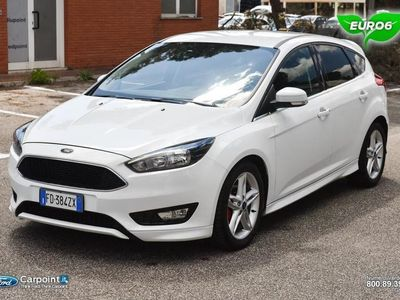 second-hand Ford Focus 1.5 tdci ST-line s&s 120cv 5p