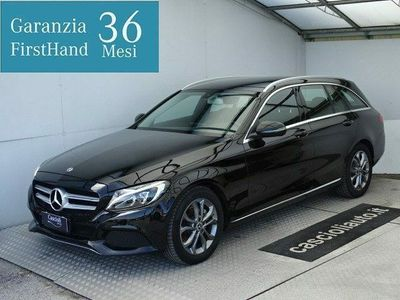 used Mercedes C220 d S.W. Auto Sport