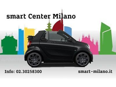 usata Smart ForTwo Cabrio Cabrio EQ BRABUS Style nuova a Milano