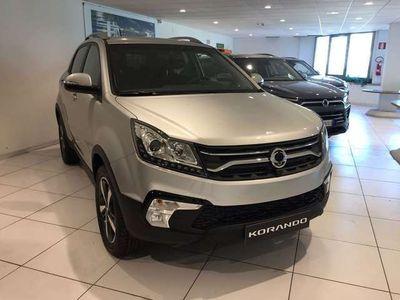 usata Ssangyong Korando 2.2 Diesel 2WD MT Limited Navi