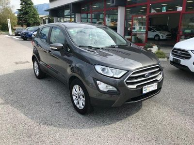 used Ford Ecosport 1.5 TDCi 100 CV Start&Stop Plus