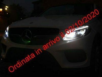 usata Mercedes GLE500 4Matic Coupé Exclusive Plus