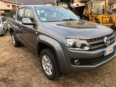 käytetty VW Amarok 2.0 BiTDI 164 CV 4MOTION Permanente CONTO VENDITA