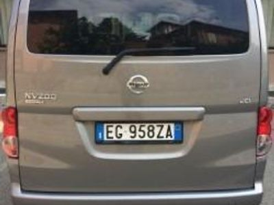 używany Nissan Evalia 1.5 dCi 8V 110 CV Acenta